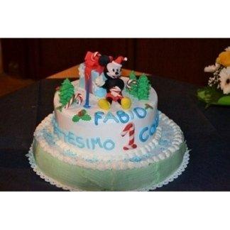 cake design a messina, torte personalizzate