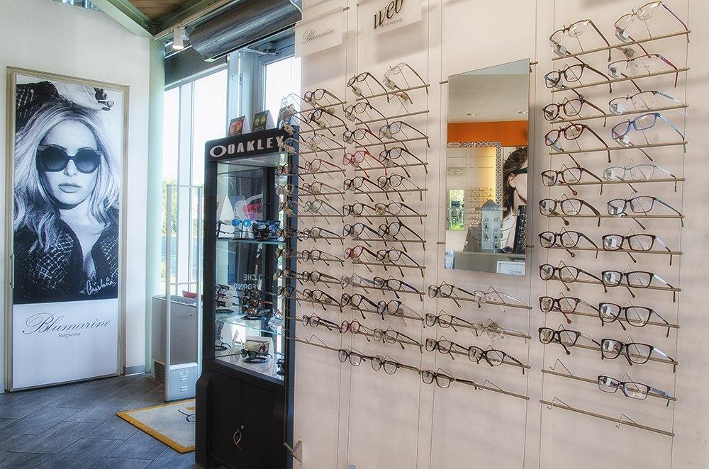assortimento occhiali