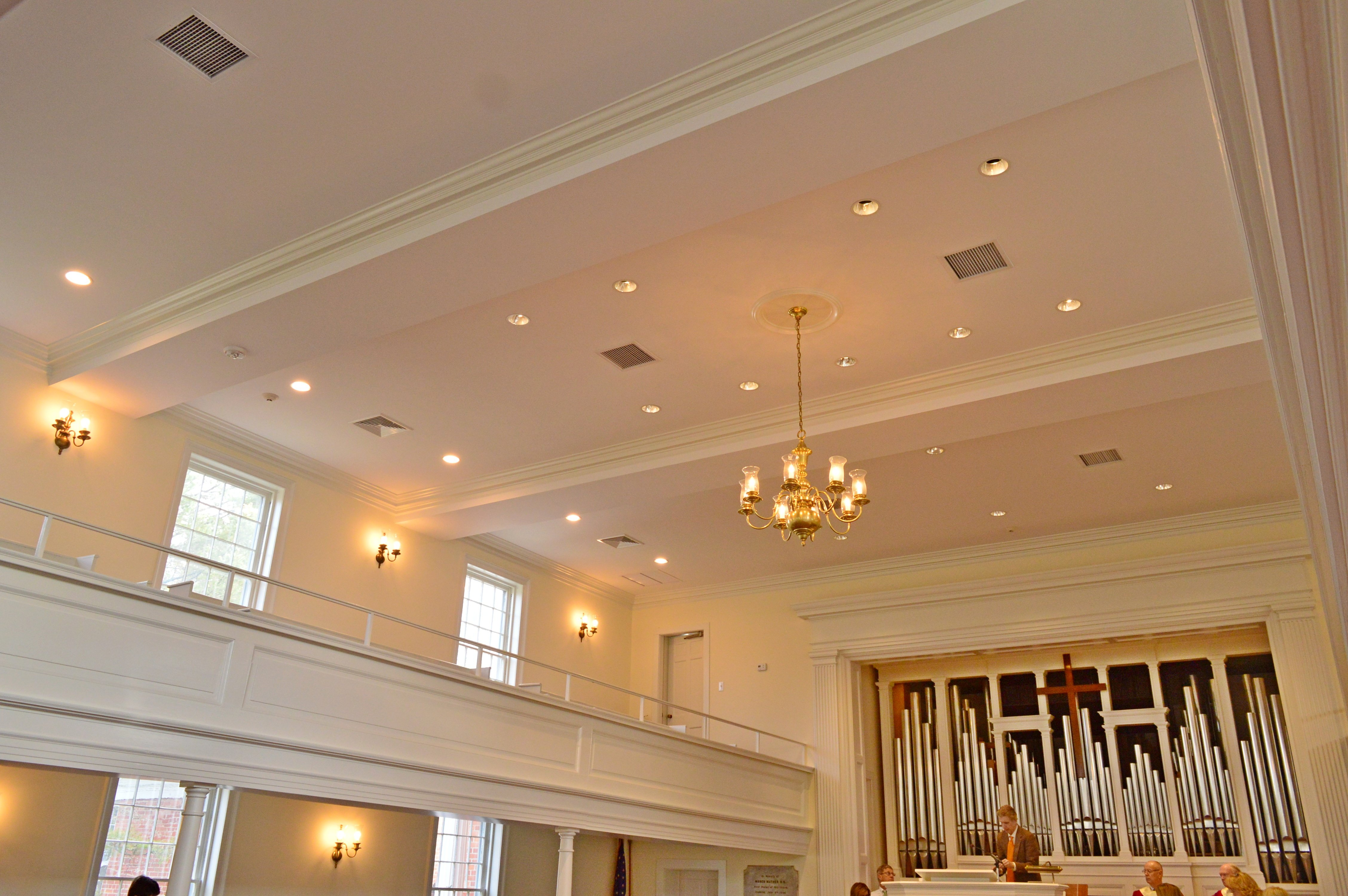 Darien congregational church grand reopening aloadofball Images
