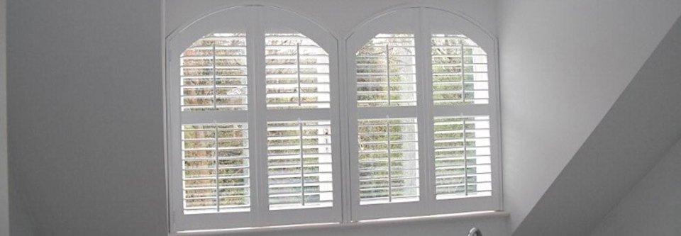 Bespoke window shutters