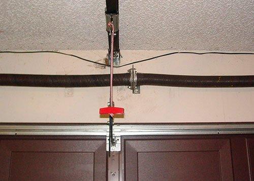 Garage spring repairs