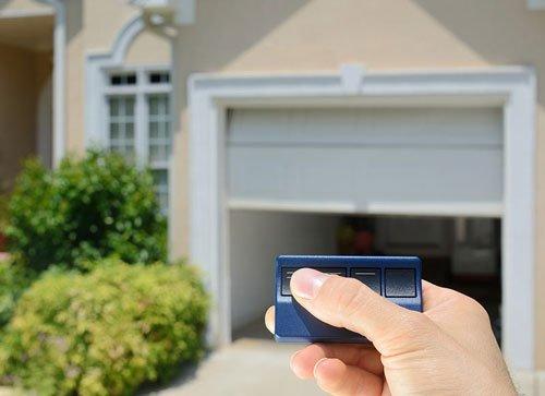 Updated garage door opener