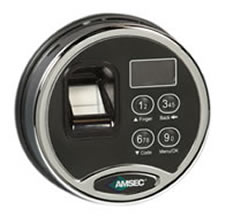 Amsec Biometric Lock