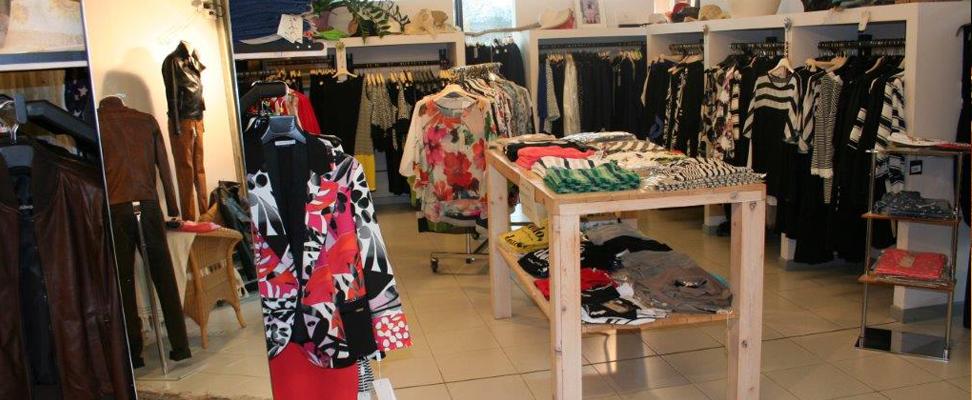 negozio abbigliamento forlì