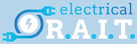 Electrical R. A. I. T Company Logo