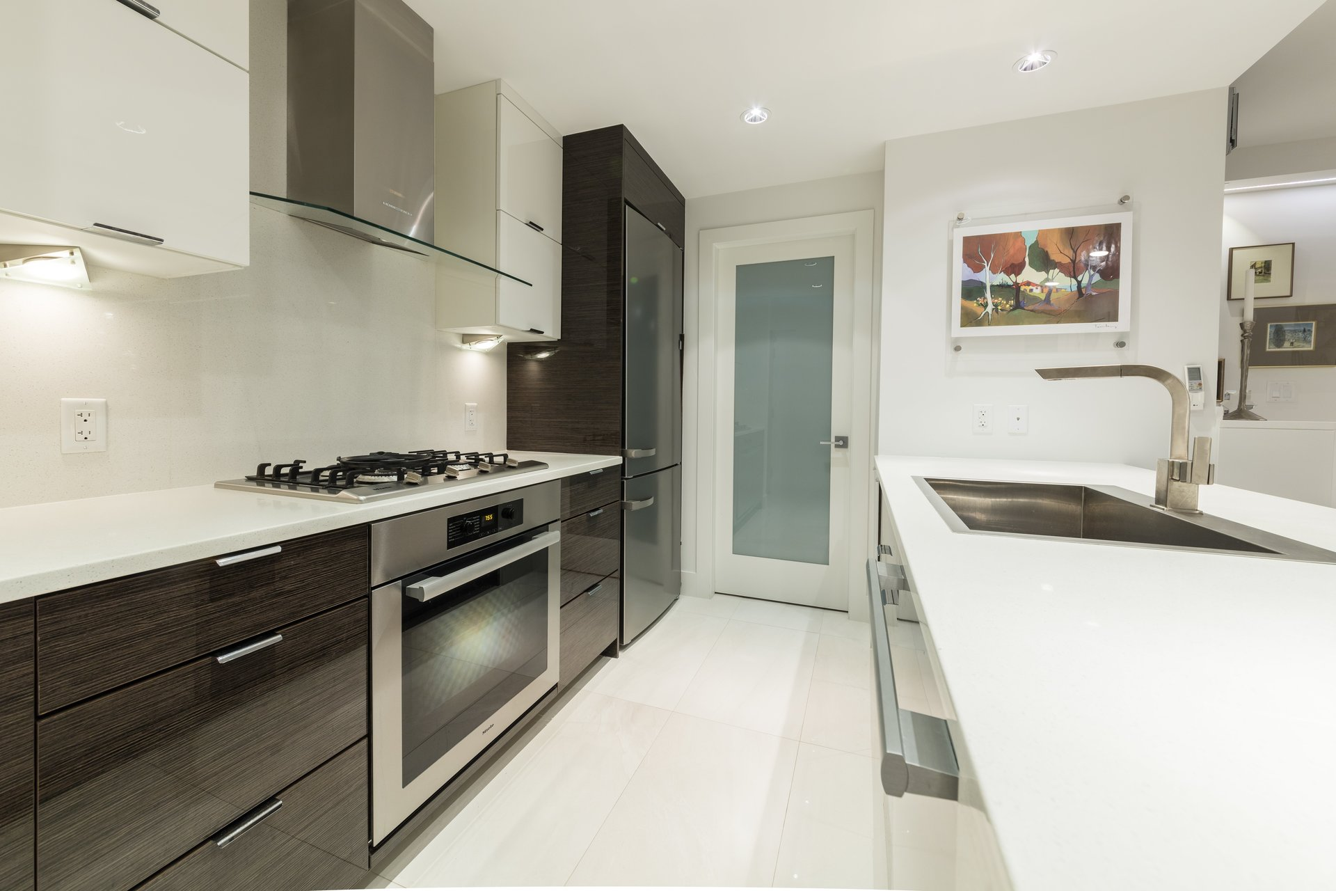 1777 West 7th Avenue Vancouver Kitchen Design Renovations