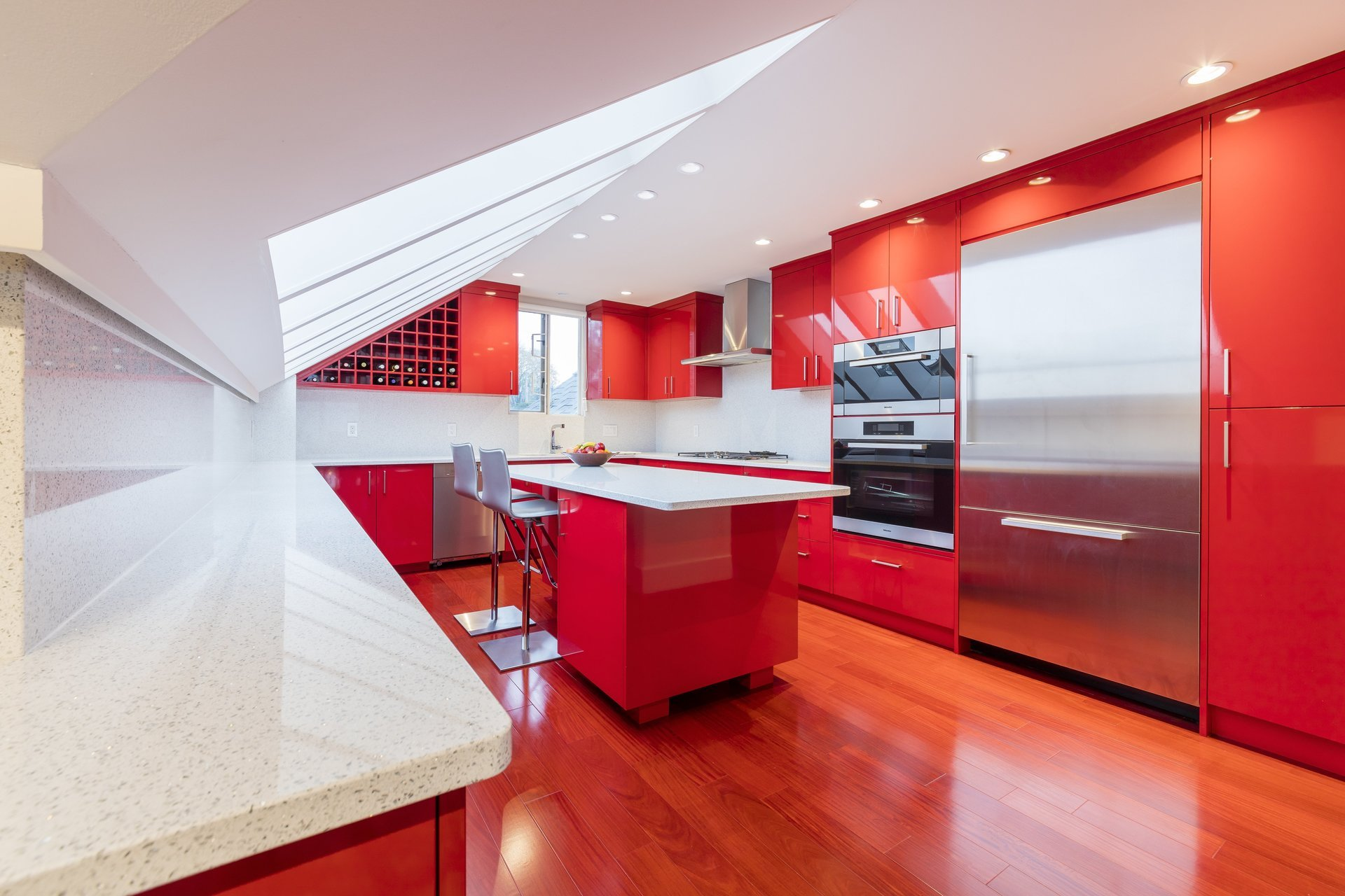Point Grey Vancouver Kitchen Design Renovations