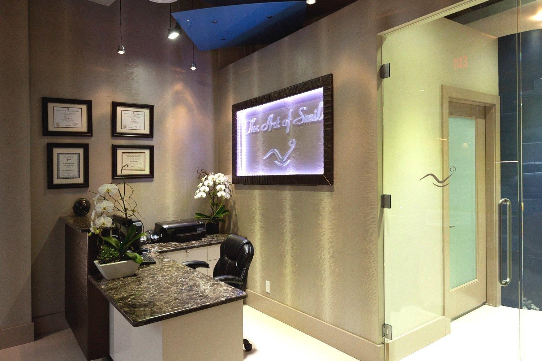 Vancouver commercial interior design dental office for Dental office design 1500 sq ft