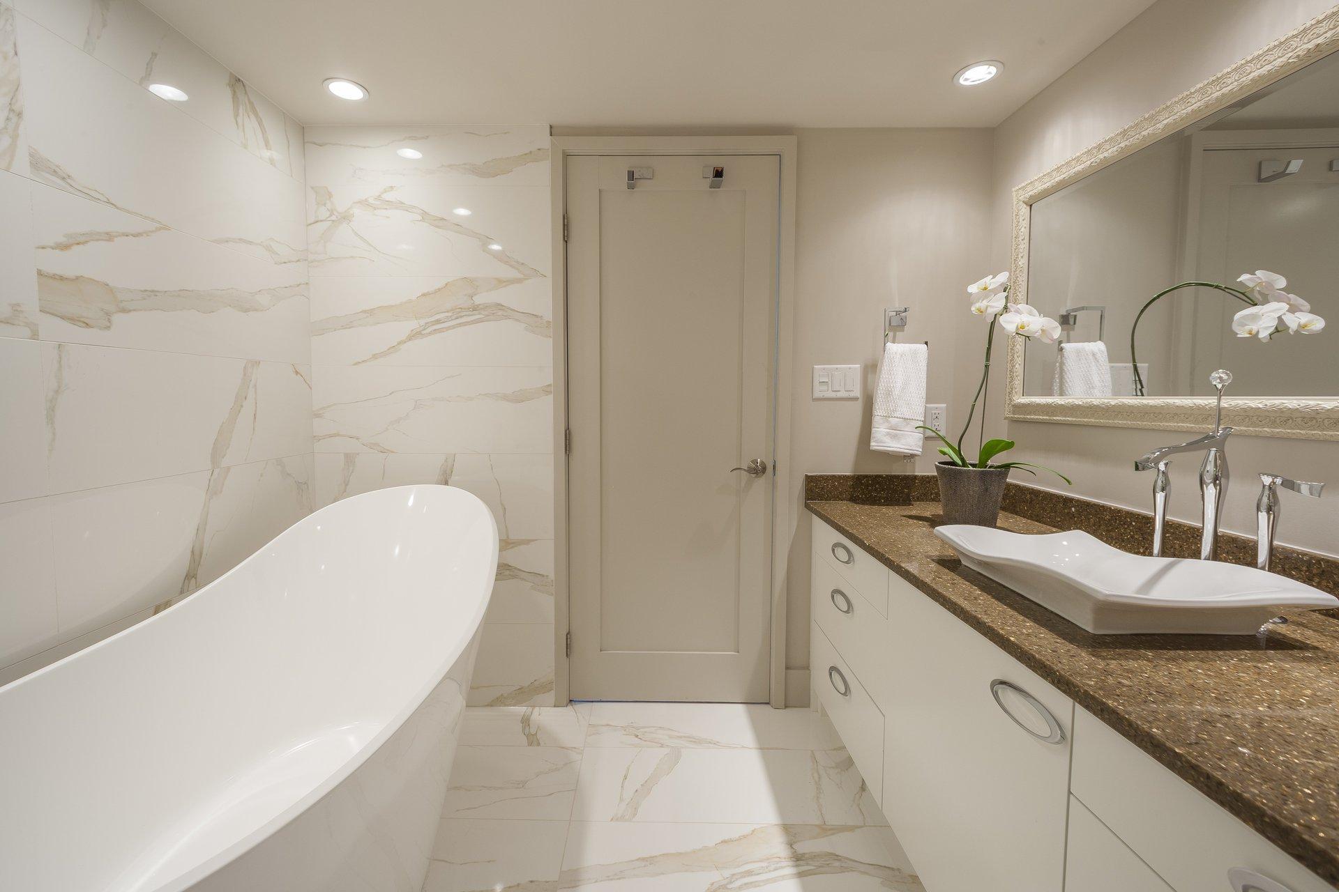 south granville vancouver bathroom renovations designs