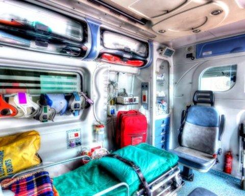 Ambulanza attrezzata