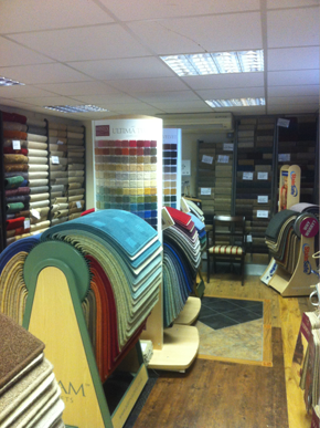 Guys Carpet LTD - Shop