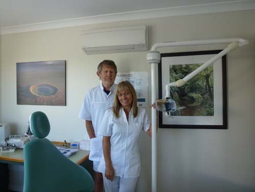Professional from Ortho-dent  clinic