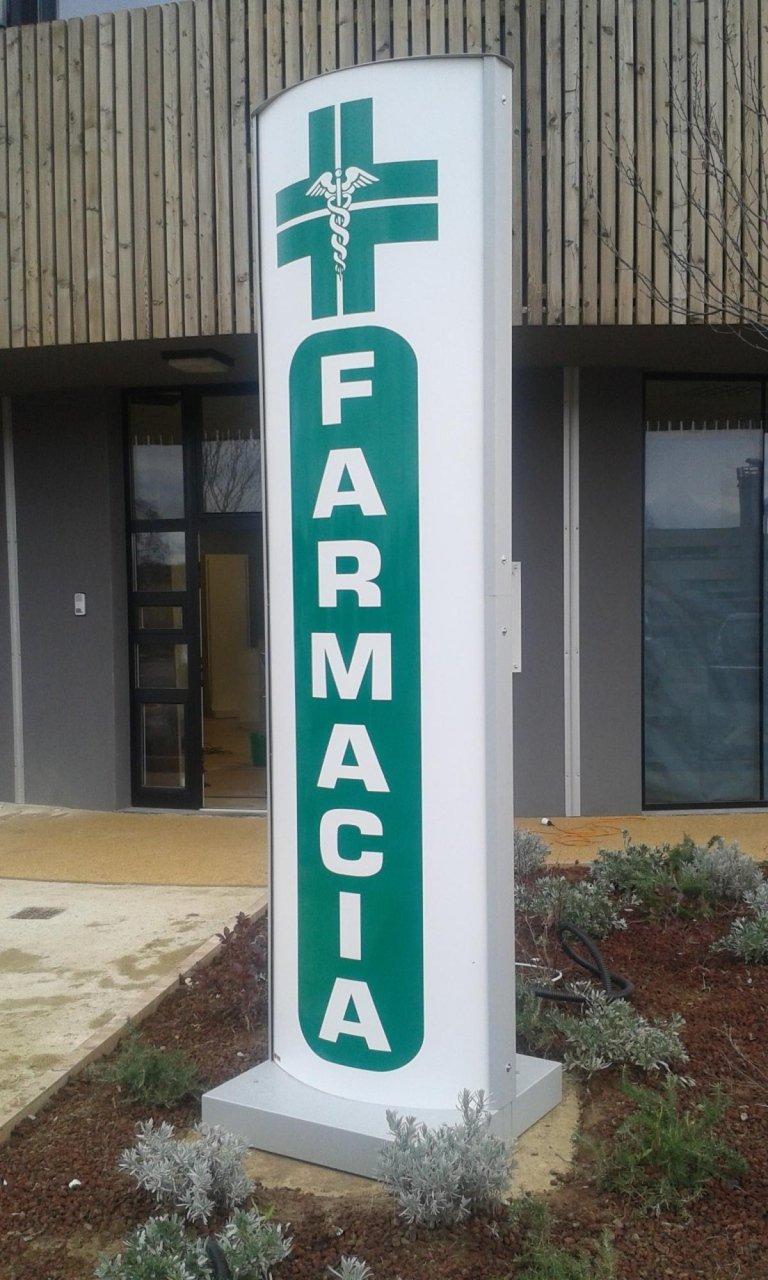 Totem Farmacia