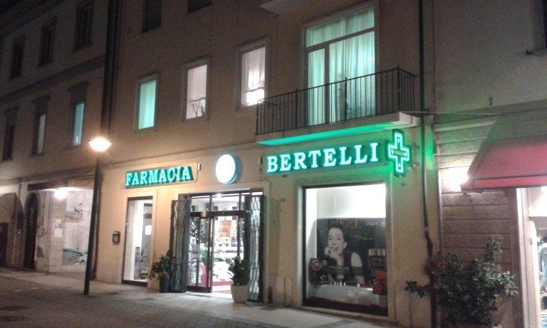 Insegna Farmacia Bertelli