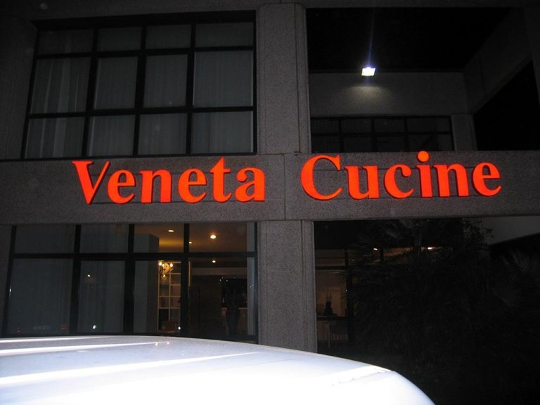 Insegna Veneta Cucine