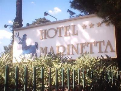 insegna per hotel