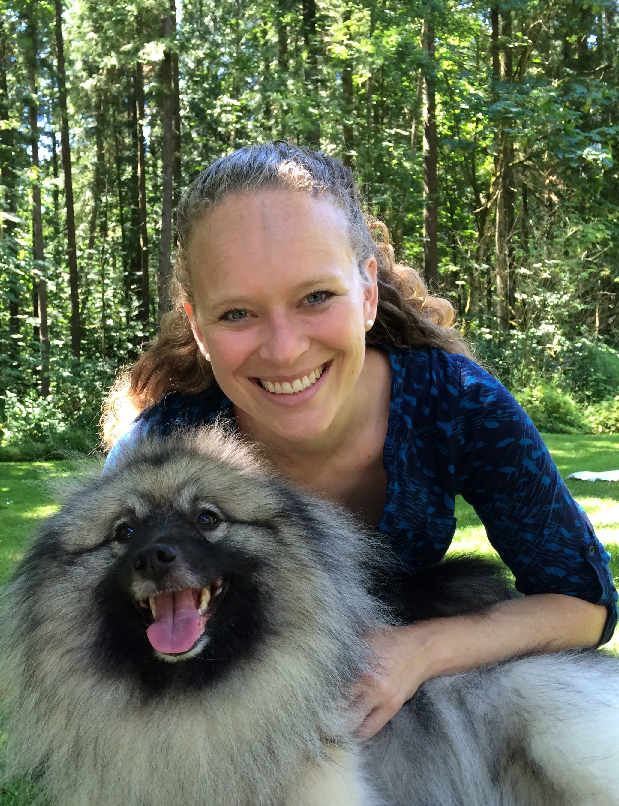 Laura Crichton of Shaughnessy Veterinary Hospital