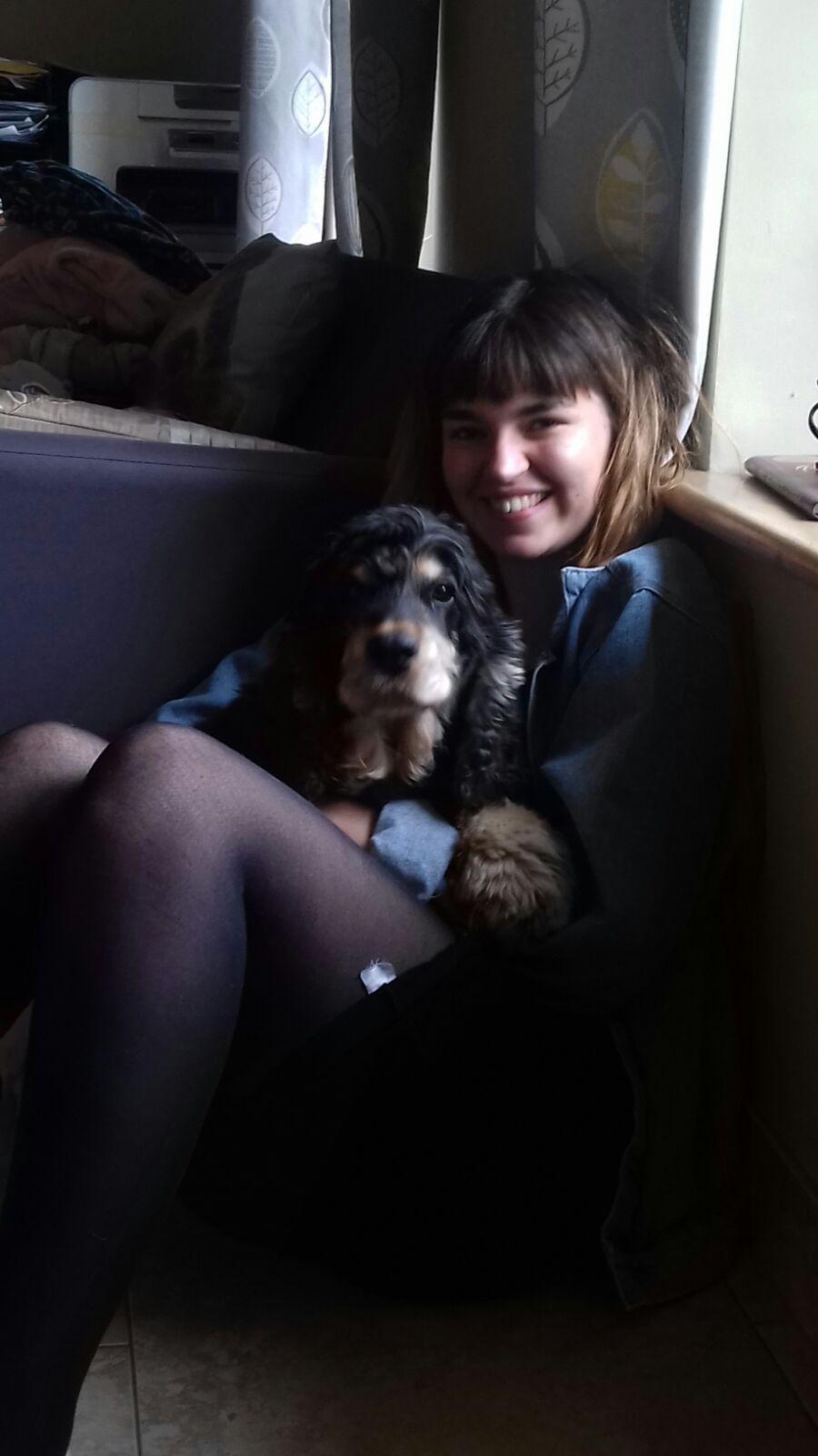 Dr. Lorea Nevin of Shaughnessy Veterinary Hospital