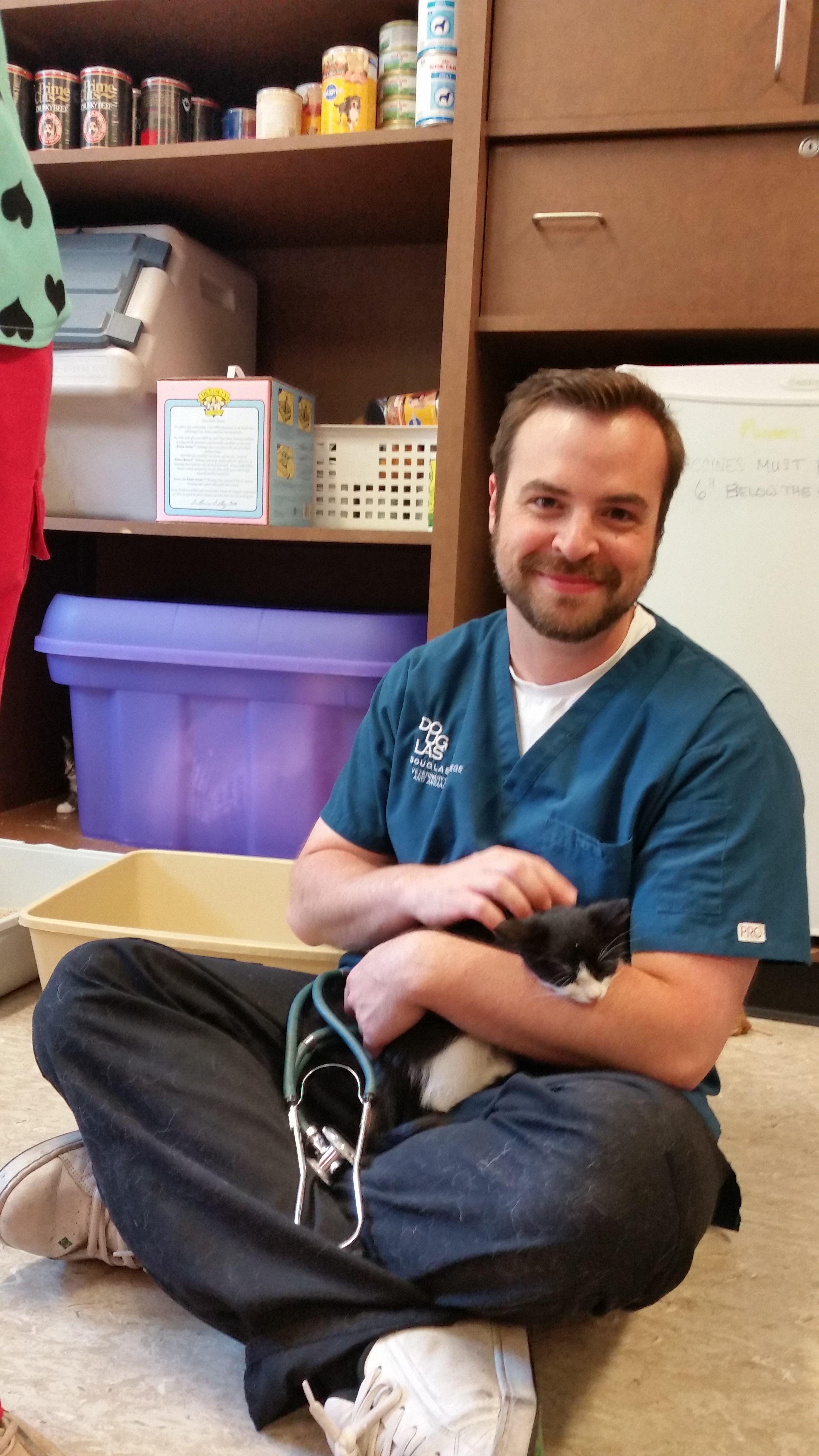 Jan Werger of Shaughnessy Veterinary Hospital