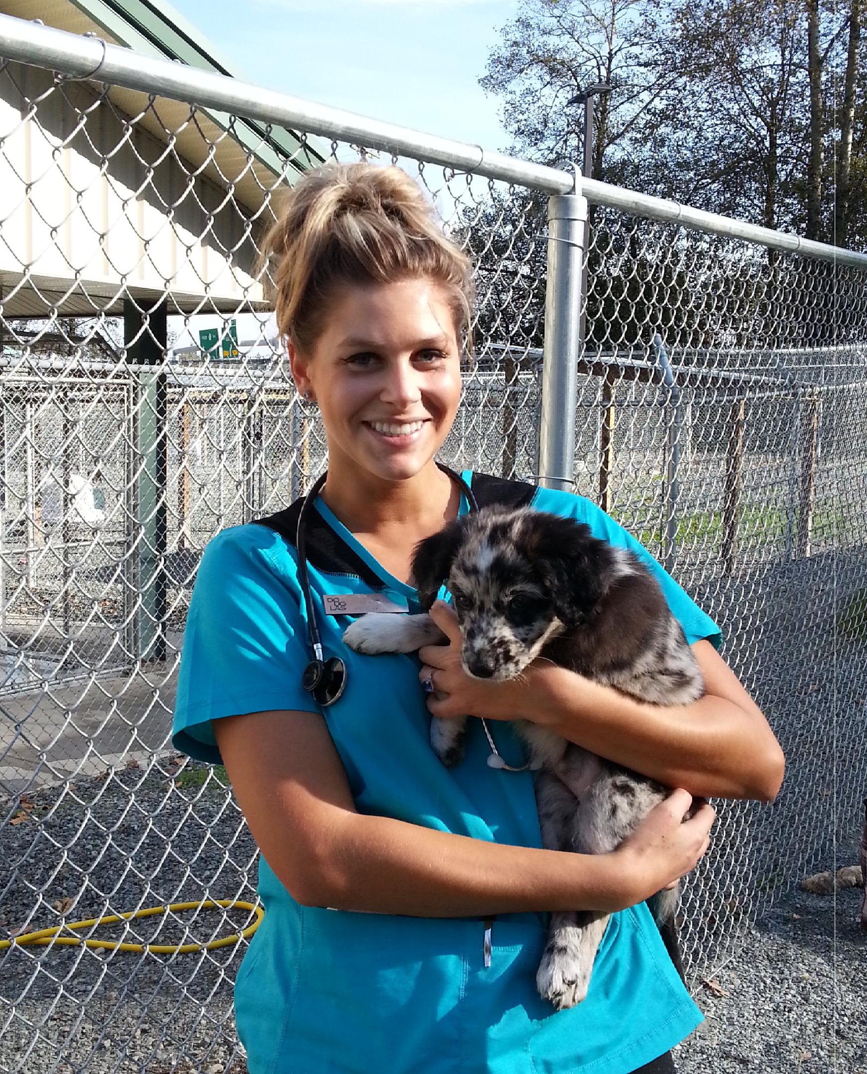 Ewa Nawrocki of Shaughnessy Veterinary Hospital