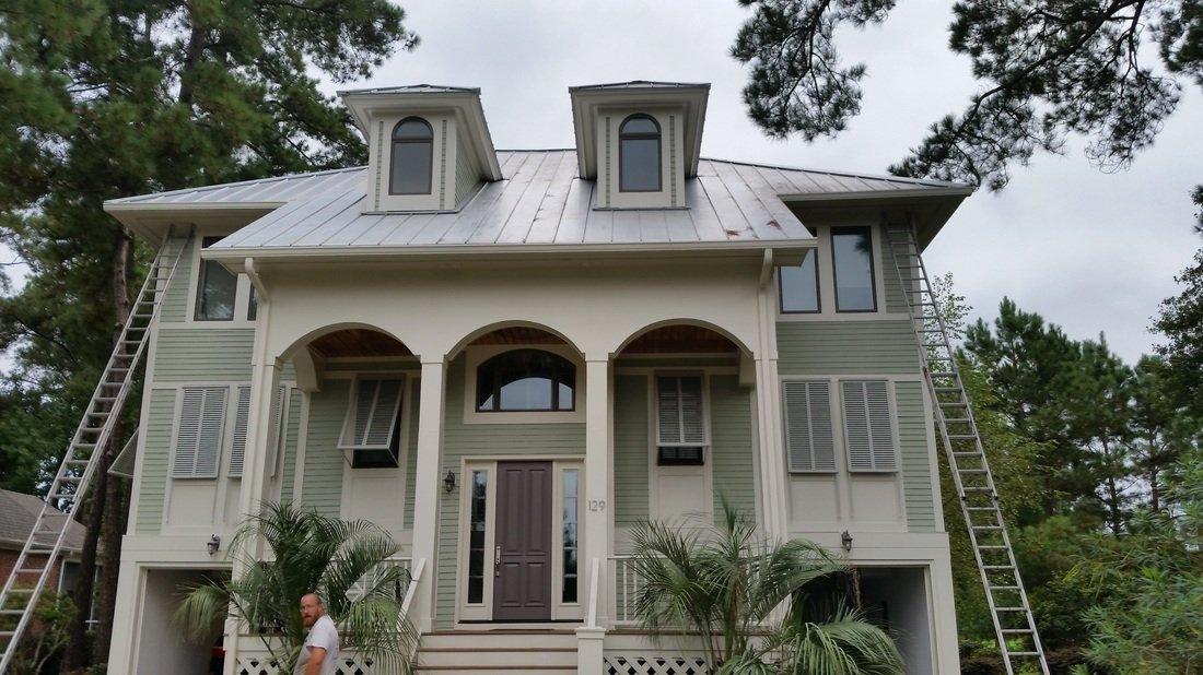 Bk Seamless Gutters Llc Gutter Amp Roofing Contractors