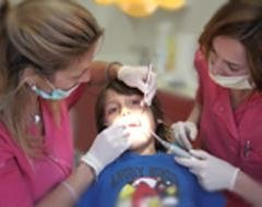 dentista pedodonzia