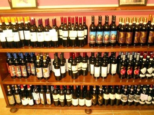 vini della casa
