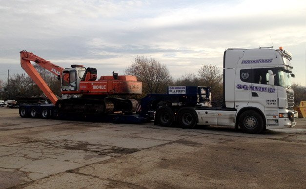 Haulage in Lincoln