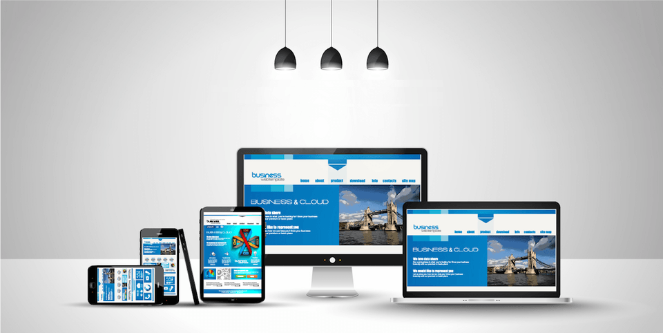 Responsive Website Designs