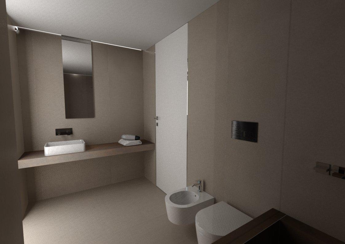 esempio progettazione bagno