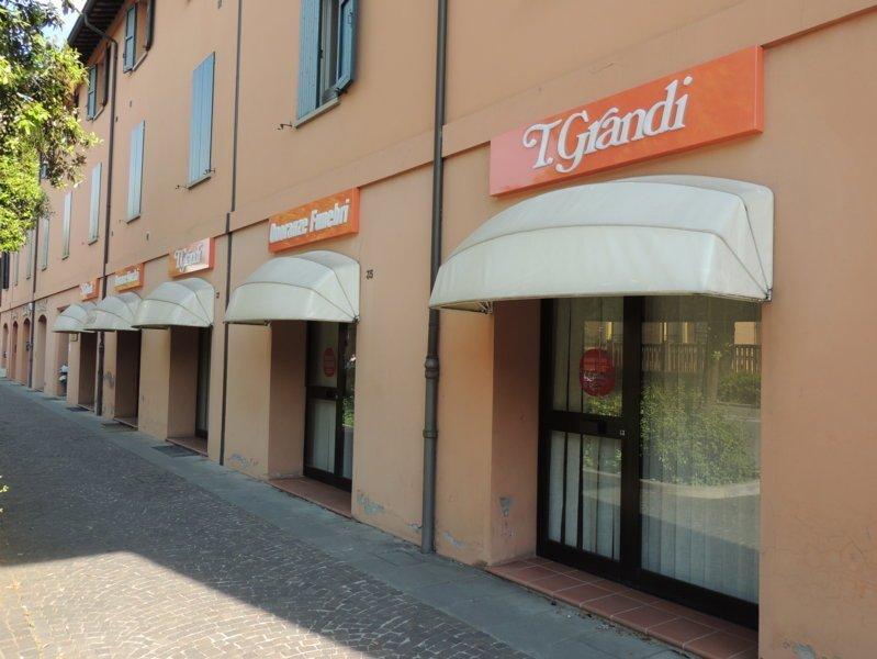 La sede delle Onoranze Funebri T. Grandi