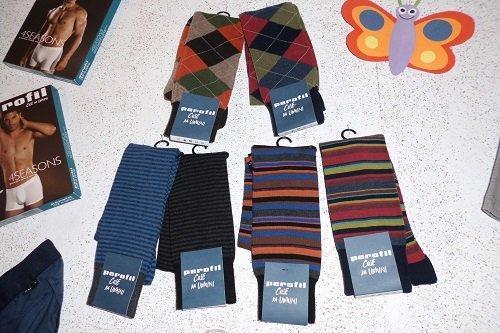 delle calze da uomo della marca Perofil