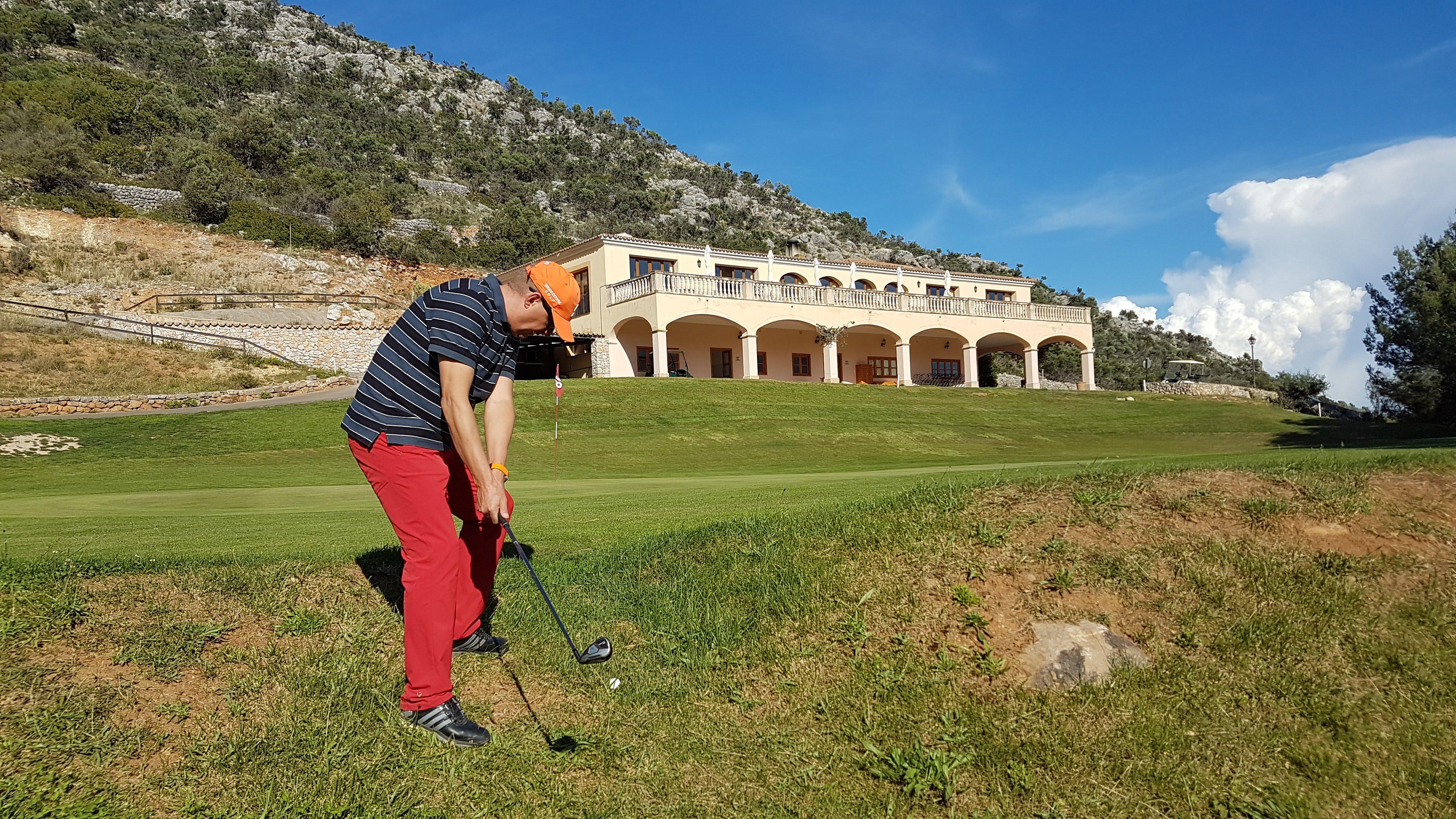 Golfkurse Golfschule Mallorca