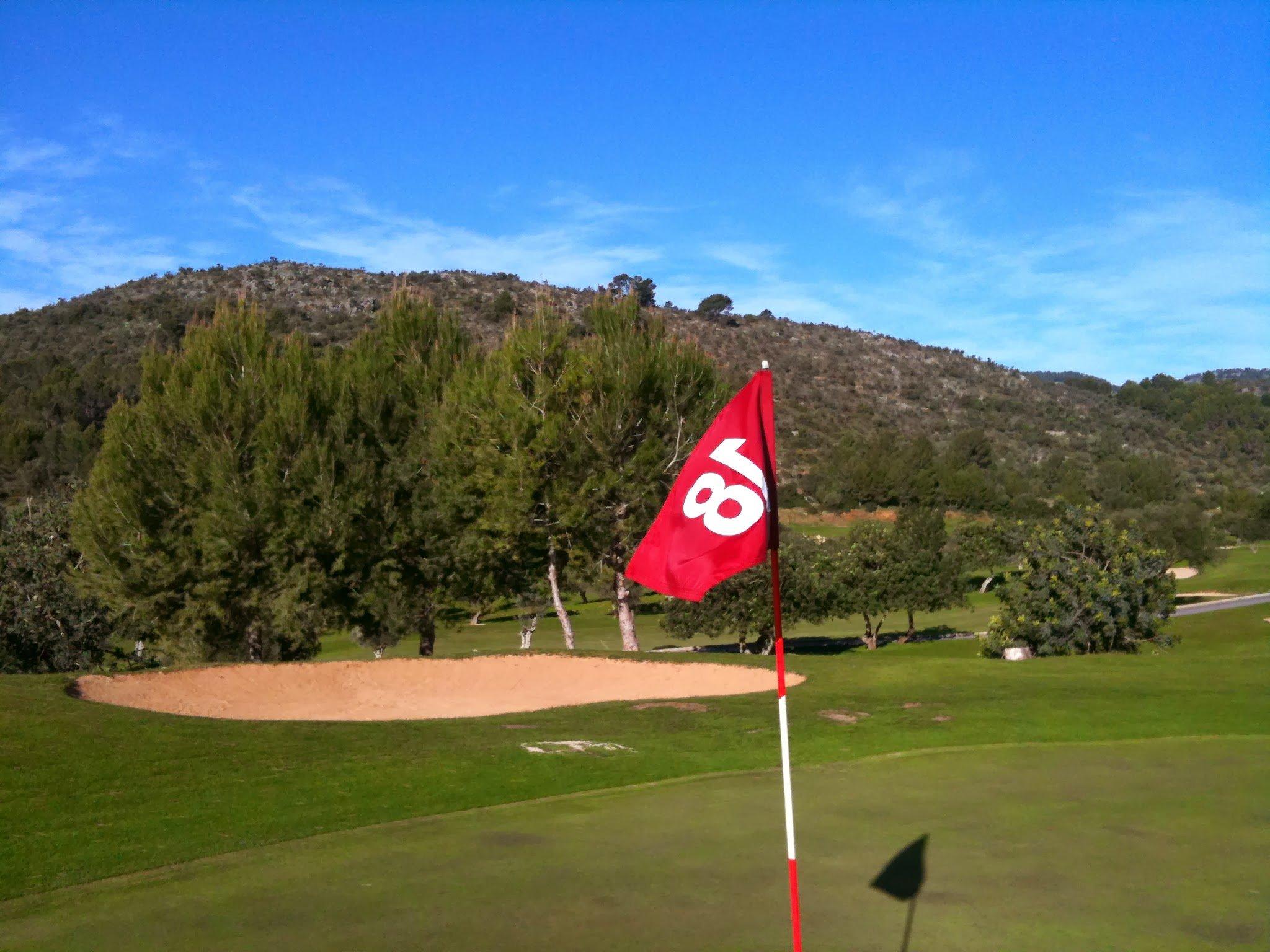 Golfkursanfrage Golfschule Mallorca