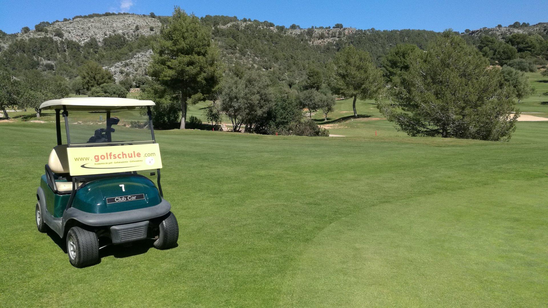 Golfschule Mallorca