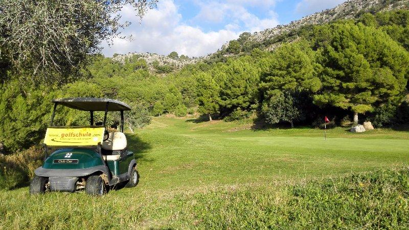 Golfschule Mallorca Platzreife EXPRESS