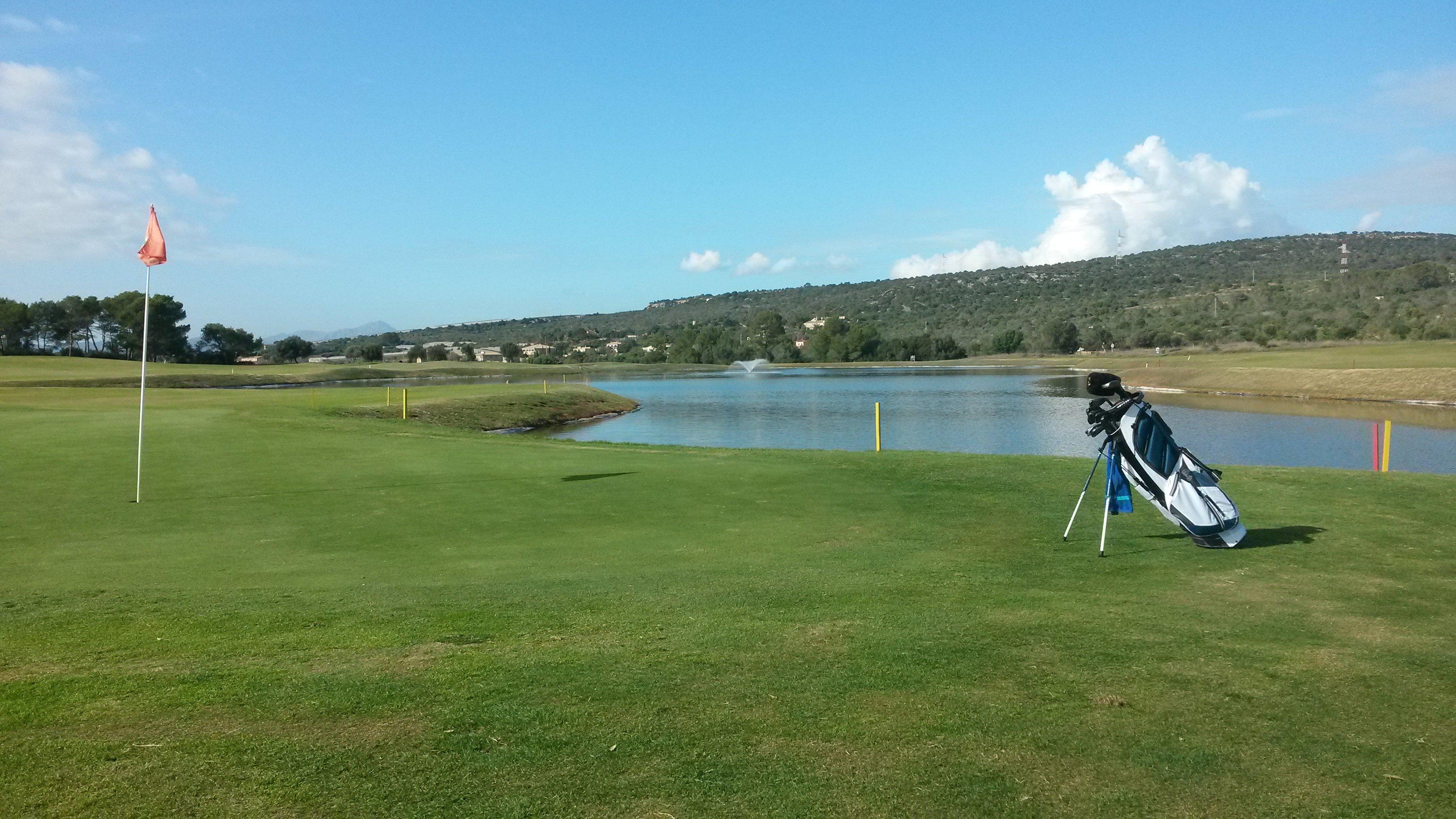 Golfschule Mallorca - Golfkurse