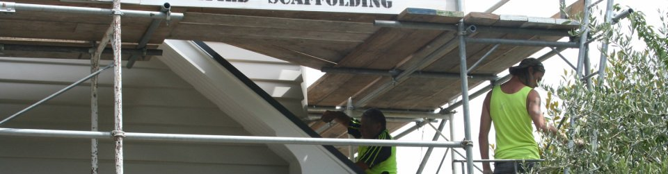 Scaffolding Hire for painting