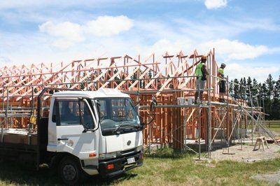 Scaffolding Hire - New Builds
