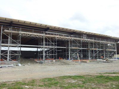 Scaffolding Hire - Special Projects