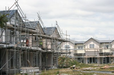 Scaffold Hire - New Builds