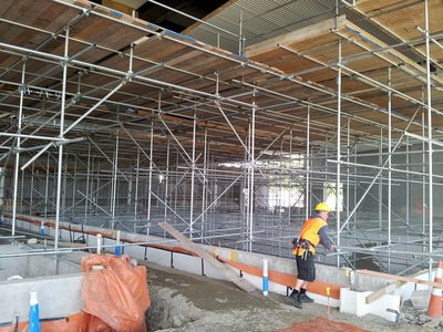 Scaffolding - Special Projects
