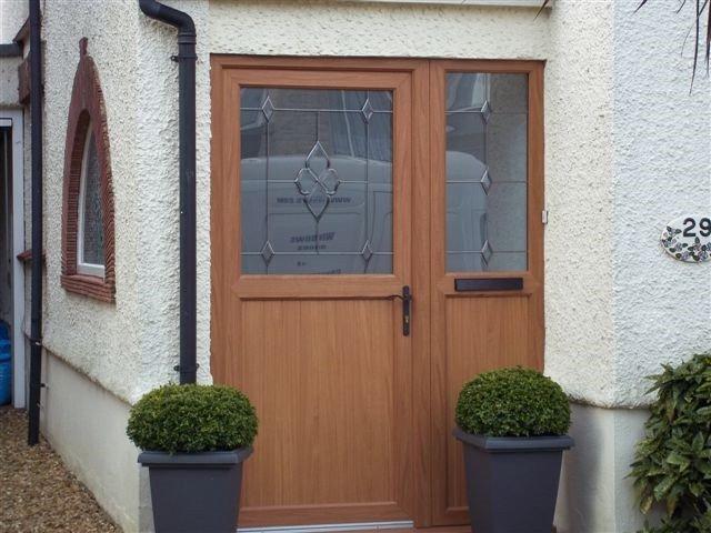 Patio door installations