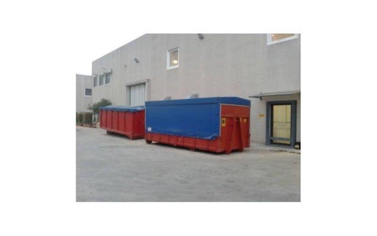 stoccaggio rifiuti Logistica Trasporti Ecologici Guarino