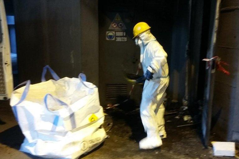 bonifiche amianto trasporti ecologici guarino