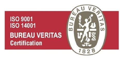 certificazioni ISO 9001 e ISO 14001
