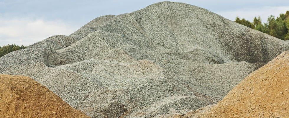 Hervat Sabbia e pietrisco