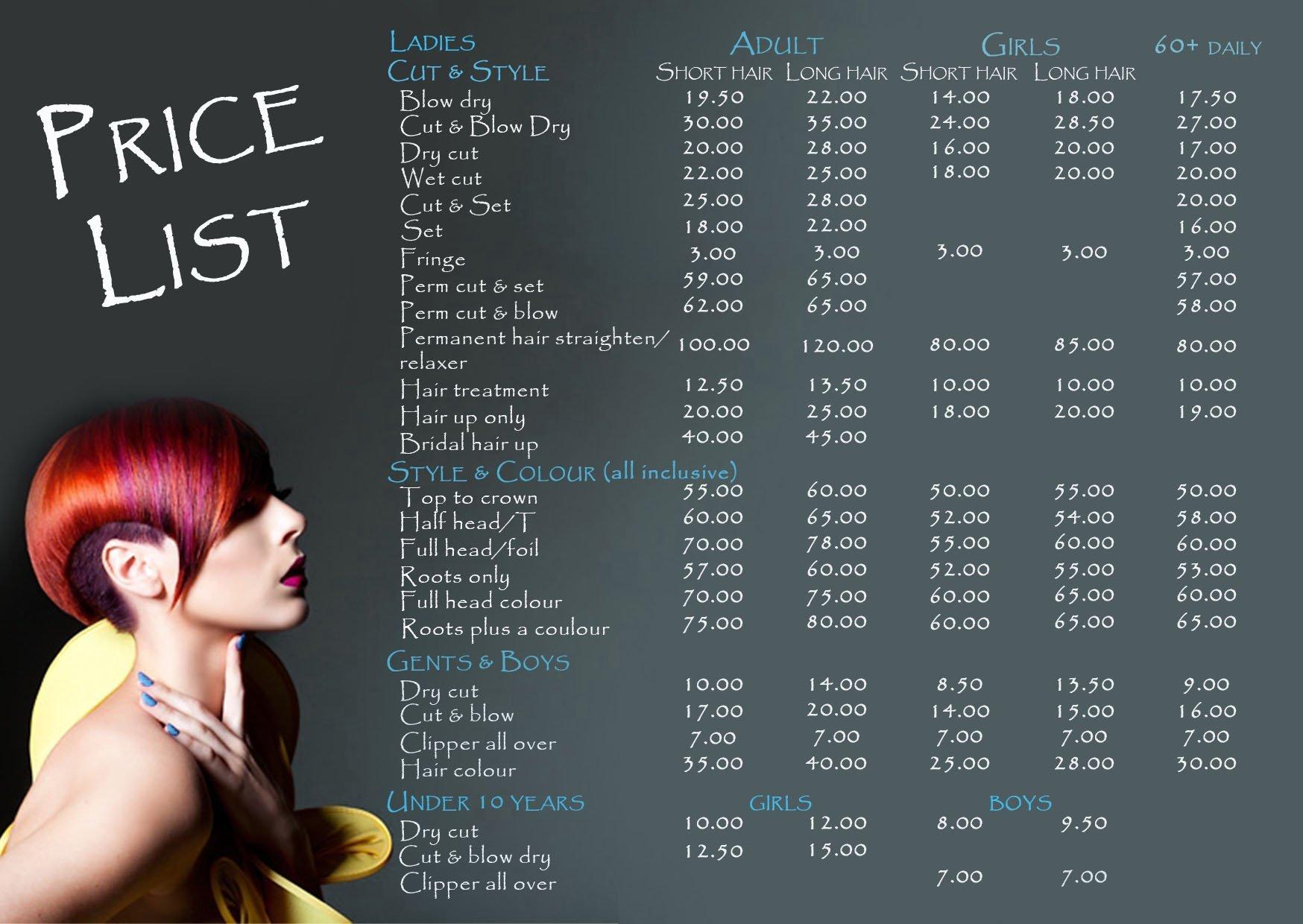 Unisex Hair And Beauty Salon In Edinburgh Mel Mackey