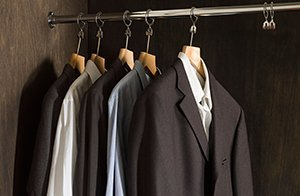Specialist dry cleaning