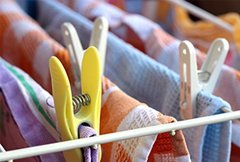 Specialist laundry service
